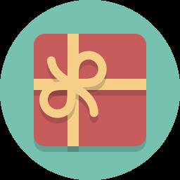 Cadeautjes icoon