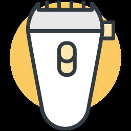 Scheerapparaat icoon
