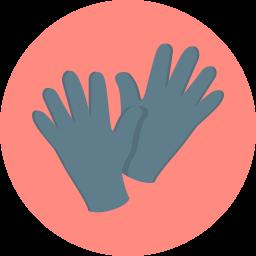 Handschoenen icoon