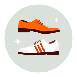 Schoenen icoon