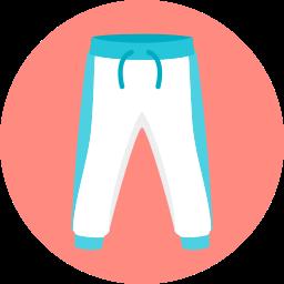 Sportkleding icoon