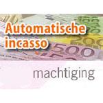 Automatische incasso Logo